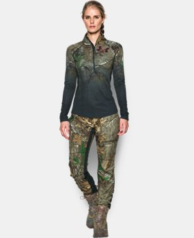 Women's Under Armour® Scent Control Tech 1/4 Zip LIMITED TIME: FREE SHIPPING  $54.99