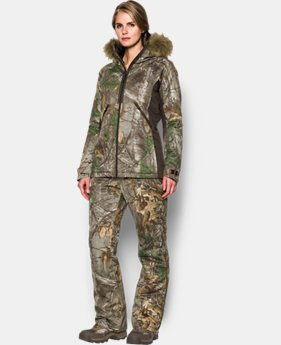 Women's UA Siberian Jacket LIMITED TIME OFFER 1 Color $209.99