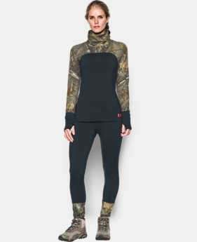 Women's UA Mid Season Cozy Neck Long Sleeve LIMITED TIME OFFER 1 Color $59.99