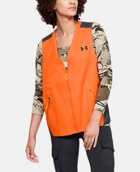 Women's UA Blaze Vest  1  Color Available $49.99