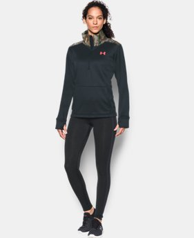 New Arrival  Women's Power In Pink® UA Icon Caliber 1/2 Zip  1 Color $74.99