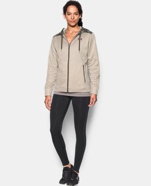 Women's UA Storm Caliber Full Zip Hoodie  1 Color $71.99