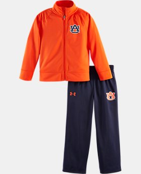 Boys' Pre-School Auburn Track Set LIMITED TIME: FREE U.S. SHIPPING 1 Color $33.99