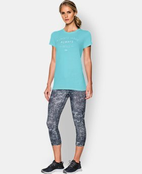 Women's UA Always Have Tri-Blend T-Shirt