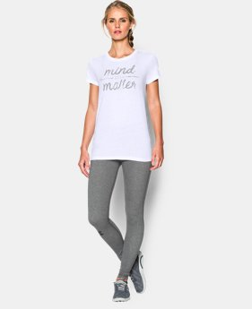 Women's UA Mind Over Matter Tri-Blend T-Shirt