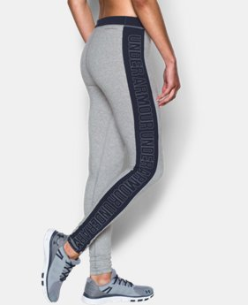 Women's UA Favorite Split Word Mark Legging
