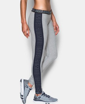 New Arrival  Women's UA Favorite Split Word Mark Legging  2 Colors $59.99