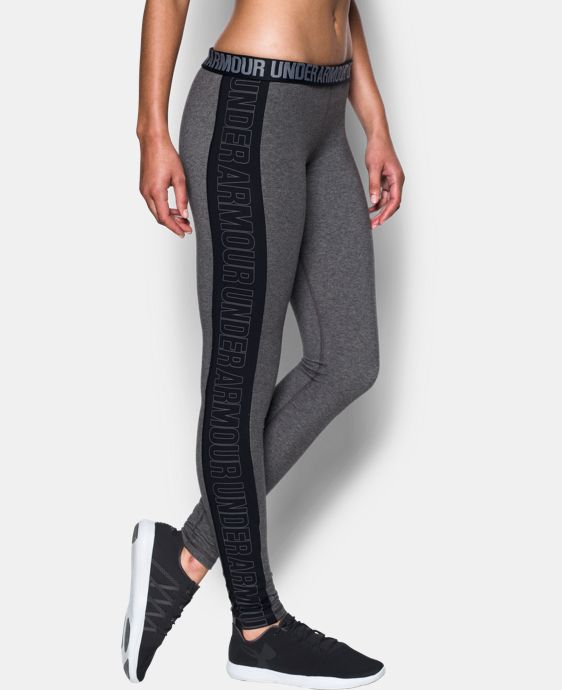 Women's UA Favorite Split Word Mark Legging  LIMITED TIME: FREE U.S. SHIPPING 4 Colors $49.99