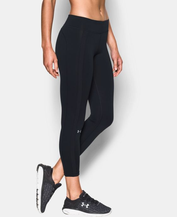 Best Seller Women's UA ColdGear® 7/8 Legging  5 Colors $54.99