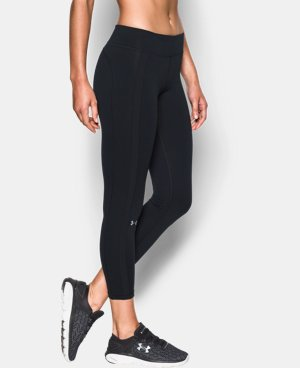 Best Seller Women's UA ColdGear® 7/8 Legging  3 Colors $54.99