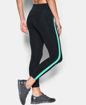Women's UA ColdGear® 7/8 Legging LIMITED TIME OFFER + FREE U.S. SHIPPING 2 Colors $41.24