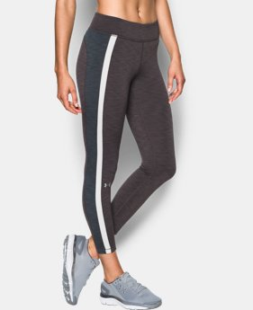 New Arrival  Women's UA ColdGear® 7/8 Legging  1 Color $64.99