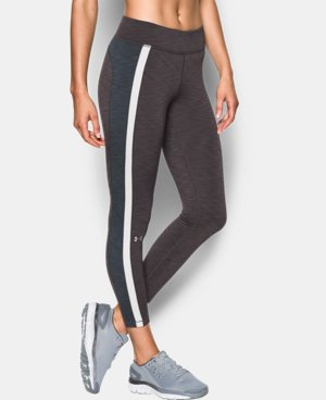 Women's UA ColdGear® 7/8 Legging LIMITED TIME: FREE SHIPPING 4 Colors $48.74