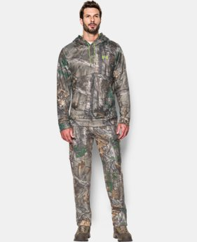 New to Outlet Men's UA Deadload Camo Field Pants  1 Color $56.24
