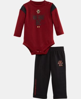 Boys' Newborn Boston College We Are BC Pant Set