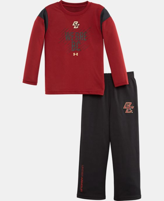 Boys' Toddler Boston College We Are Pant Set LIMITED TIME: FREE U.S. SHIPPING  $31.99