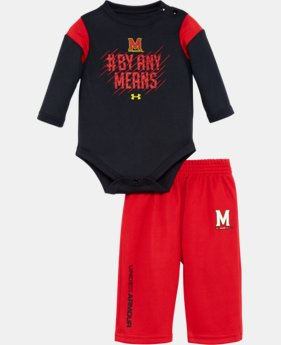 Boys' Newborn Maryland # By Any Means Pant Set