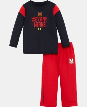 Boys' Toddler Maryland # By Any Means Pant Set