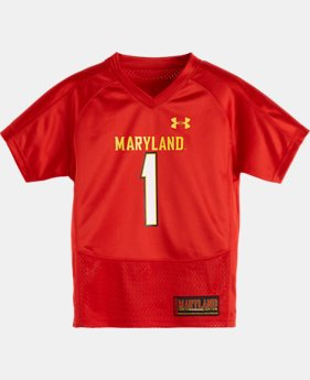 New to Outlet Boys' Pre-School Maryland Replica Jersey   $31.99