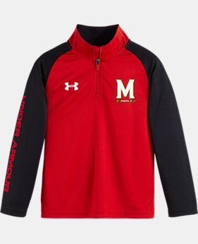 Boys' Pre-School Maryland 1/4 Zip
