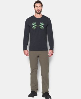 Men's UA Antler Logo Long Sleeve T-Shirt   $26.99 to $34.99