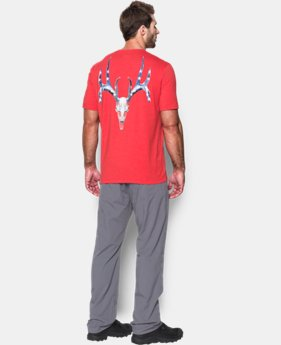 Men's UA Whitetail Skull T-Shirt LIMITED TIME: FREE SHIPPING  $24.99