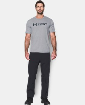 Men's UA I HUNT T-Shirt  1 Color $22.99