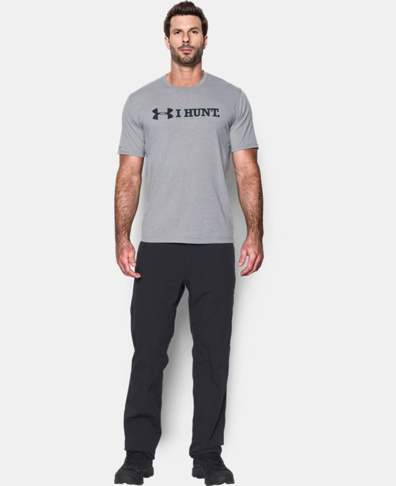 Men's UA I HUNT T-Shirt LIMITED TIME: FREE SHIPPING 1 Color $22.99