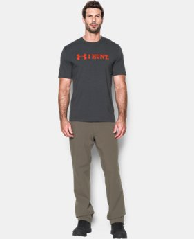 Men's UA I HUNT T-Shirt LIMITED TIME: FREE SHIPPING 1 Color $24.99