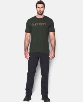 Men's UA I HUNT T-Shirt   $24.99