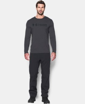 New Arrival  Men's UA I HUNT Long Sleeve T-Shirt   $34.99