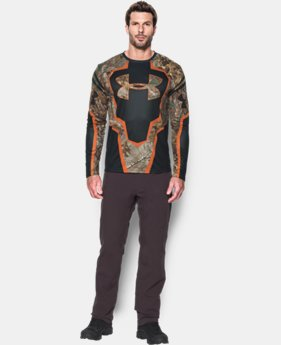 Men's UA Hunting Jersey  1 Color $26.99
