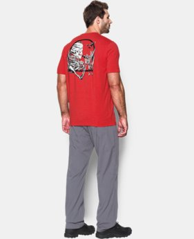 Best Seller Men's UA Marsh Reaper T-Shirt LIMITED TIME: FREE SHIPPING  $29.99