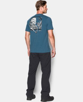 Best Seller Men's UA Marsh Reaper T-Shirt  1 Color $22.99 to $29.99
