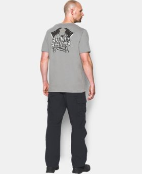 Men's UA Freedom First in Last Out T-Shirt  1 Color $29.99