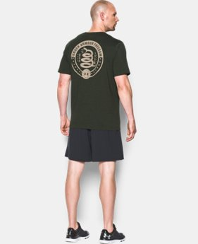 Men's UA Freedom Snake T-Shirt  1 Color $24.99