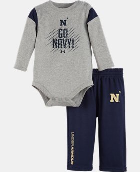 Boys' Newborn Navy Pant Set