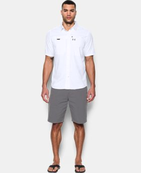 Men's UA Fish Stalker Short Sleeve   1 Color $59.99