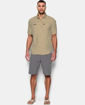 Men's UA Fish Stalker Short Sleeve