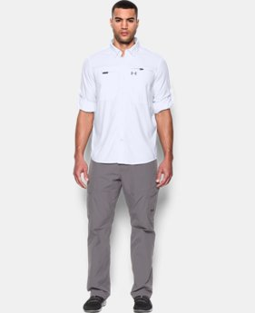 Men's UA Fish Stalker Long Sleeve   1 Color $69.99