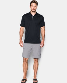 New Arrival  Men's UA Fish Hook Polo  1 Color $44.99