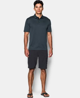 Men's UA Fish Polo  1 Color $44.99
