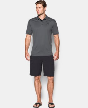New Arrival  Men's UA Fish Hook Polo  3 Colors $44.99