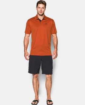 Men's UA Fish Hook Polo  1 Color $39.99