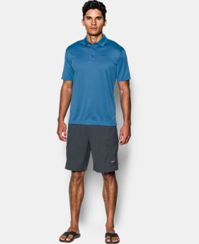 Men's UA Fish Polo  4 Colors $39.99
