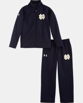 Kids' Infant Notre Dame Legacy Irish Track Set