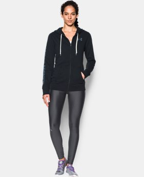 Women's UA Favorite Fleece Full Zip LIMITED TIME OFFER + FREE U.S. SHIPPING 1 Color $48.74