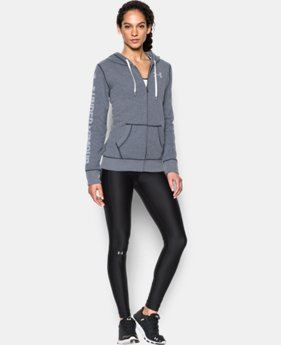 Women's UA Favorite Fleece Full Zip  1 Color $64.99