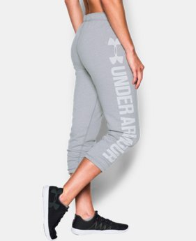 Women's UA Favorite Fleece Capri LIMITED TIME: FREE SHIPPING 2 Colors $59.99