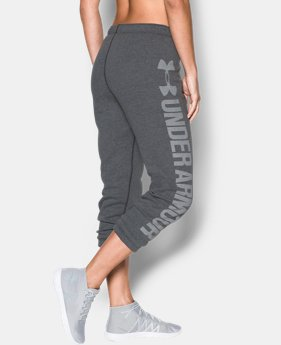 Women's UA Favorite Fleece Capri